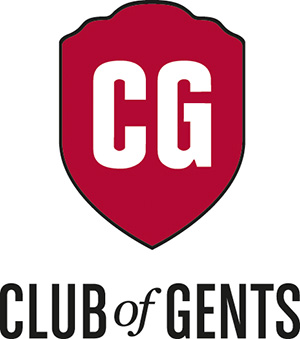 Carl Gross CG Club of Gents Logo positiv
